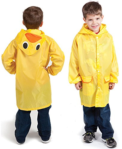 Cloudnine Children S Duck Raincoat One Size Fits All Ages