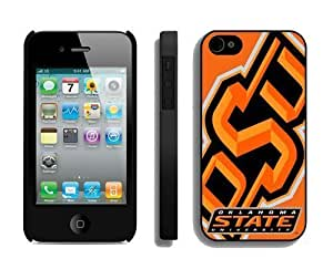 Hard Phone Protector Best Cases for Iphone 4s Designer Iphone 4 Cover Mobile Accessories Oklahoma State Cowboys 5