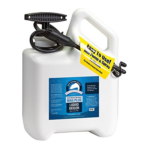 Bare Ground BGSO-1 Empty Pump Sprayer for Liquid De-Icer ()
