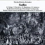 Deep dephts, Okian Sea (sung in russian) (Sadko)