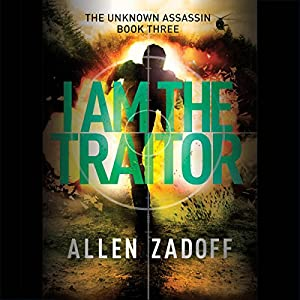 I Am the Traitor Audiobook