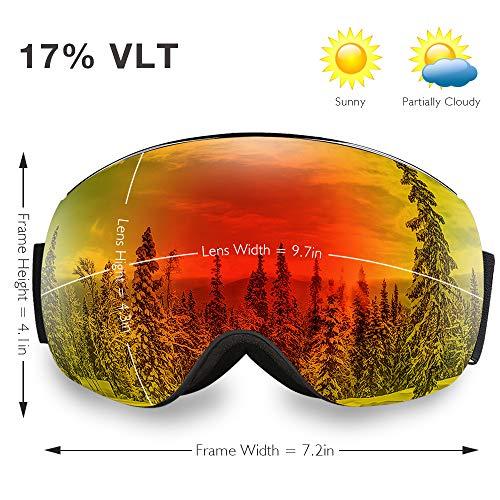 3e0d72ee6f AKASO OTG Ski Goggles
