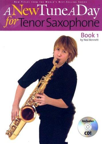 A New Tune a Day - Tenor Saxophone, Book 1 (Tunes Sax)