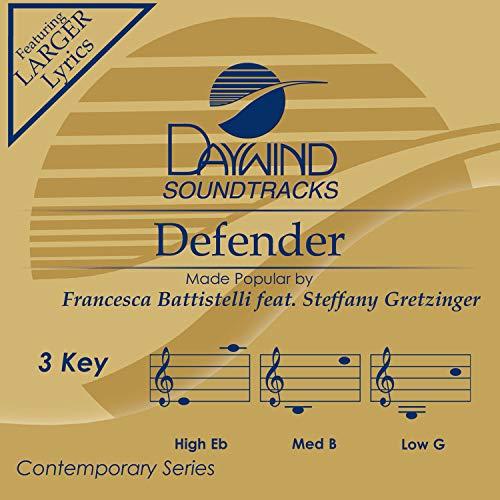 Defender [Accompaniment/Performance Track]