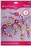 #6: American Girl Crafts Bracelet Kit, Wood Bead