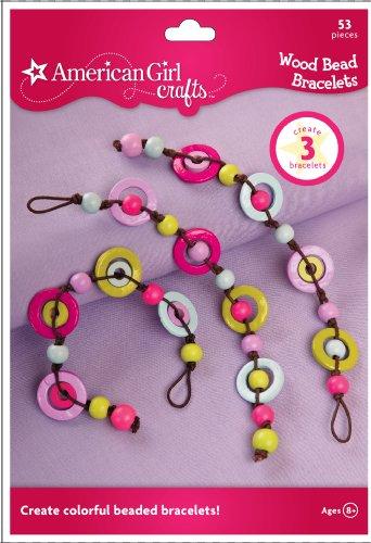American Girl Crafts DIY Bracelet Making Kit for Girls, 53pc