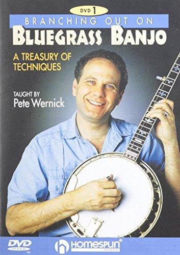 Bluegrass Banjo 1 & 2 [DVD] [Region 1] [US Import] [NTSC] (Bluegrass Banjo 1 Dvd)