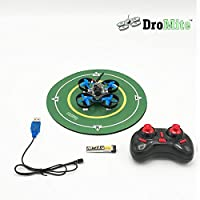 DROMITE BLUE RTF MICRO FPV DRONE WITH CONTROLLER