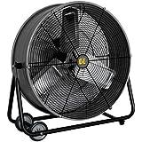 BE Pressure FD24 24 Drum Fan, 2 Speed