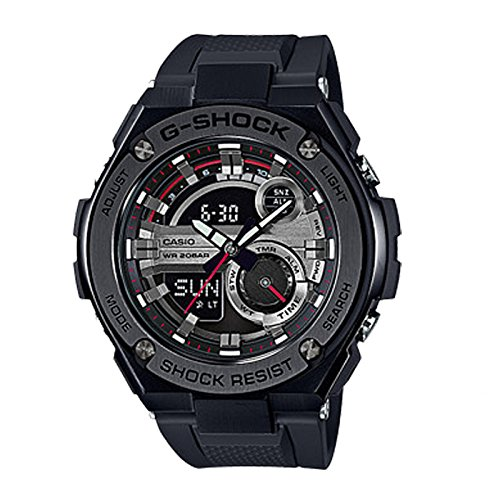 Casio G-Shock G-Steel - GST-210B-1A - Black / One Size