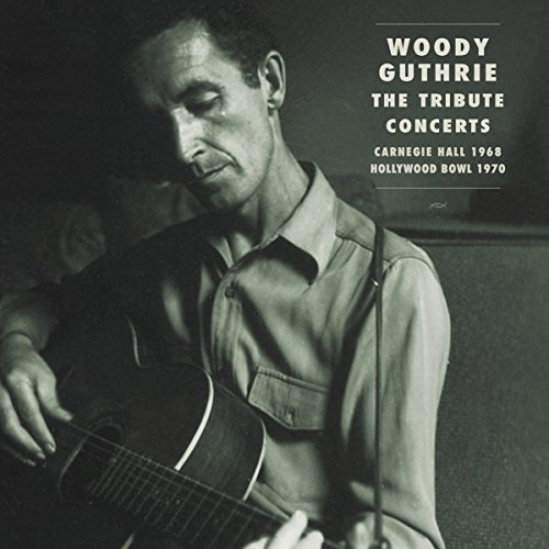 Woody Guthrie - Woody Guthrie: Tribute Concerts (With Book, 3PC)