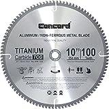 Concord Blades ACB1000T100HP 10-Inch 100 Teeth TCT...
