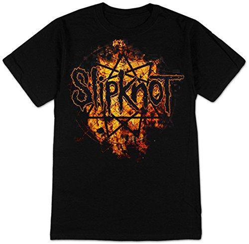 Slipknot Radio Fires Logo T-Shirt Size XXL