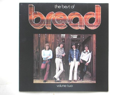 Bread The Best Of Bread Volume 2 LP Elektra K42161 EX/EX 1970s with inner, in...