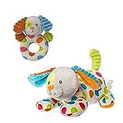 Mary Meyer Musical Windup Toy Bundle