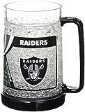 Oakland Raiders 16oz Crystal Freezer Mug