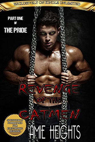 Revenge Cat Men Shifter Romance ebook product image