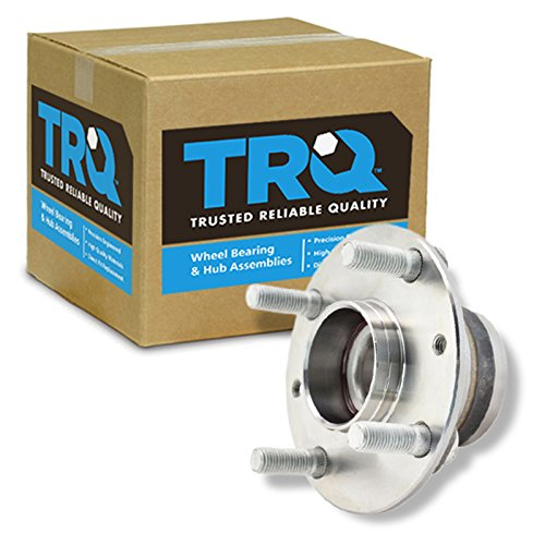 TRQ Front Wheel Hub & Bearing Assembly for 90-05 Mazda Miata