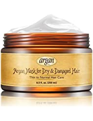 Deep Conditioner Mask for Dry Damaged Hair - Advanced...