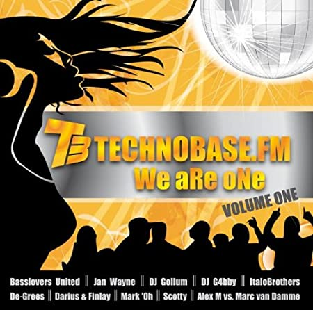 Various Artists - TechnoBase.FM Vol. 1 [CDs ► mixed]