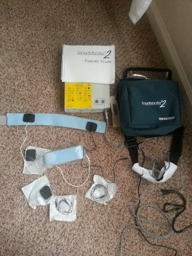 Respironics SmartMonitor 2 Apnea Monitor with PC Card Slot and Internal Modem