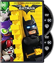 Lego Batman Movie, The: Special Edition (2 Disc/DVD)