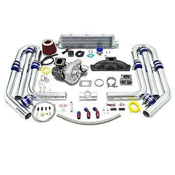 Amazon.com: High Performance Upgrade T04E T3 CT25 13pc Turbo Kit - Audi 1.8L Engine: Automotive