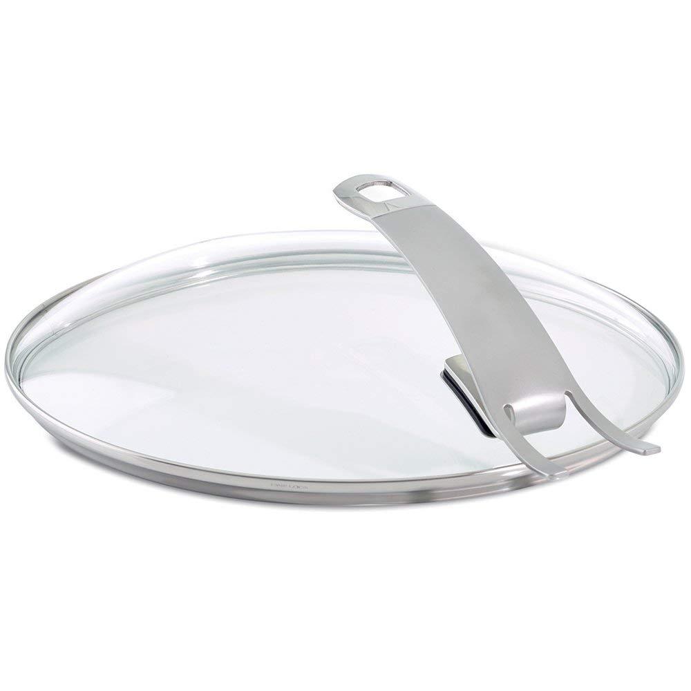 Fissler Steelux Premium Glass Lid, 9-1/2-Inch