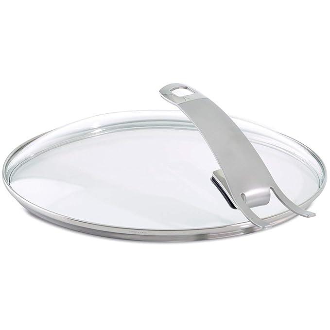 Fissler - Tapa de cristal, 24 cm: Amazon.es: Hogar
