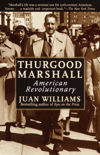 Thurgood Marshall: American Revolutionary cover