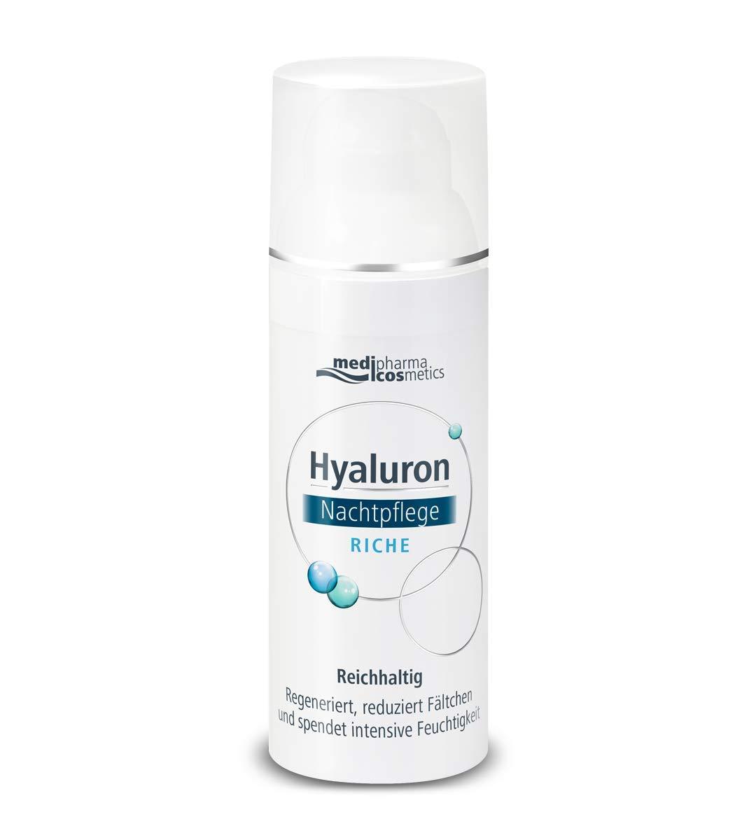 Medipharma Cosmetics Rich Night Care Cream!