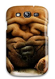 Galaxy S3 Well-designed Hard Case Cover Mr Wrinkles Protector 6098309K52792280