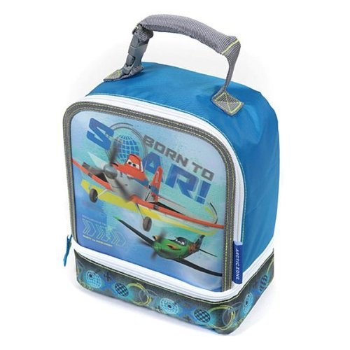 Disney Planes Dual Compartment Lunch