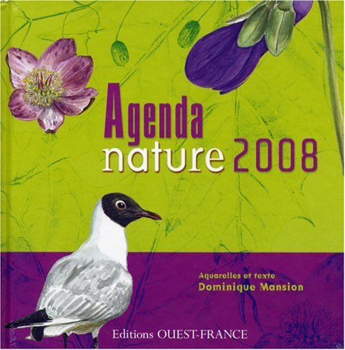 Agenda Nature 2008: 9782737342189: Amazon.com: Books