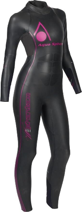 Amazon.com: Aqua Sphere Phantom traje de la mujer: Sports ...