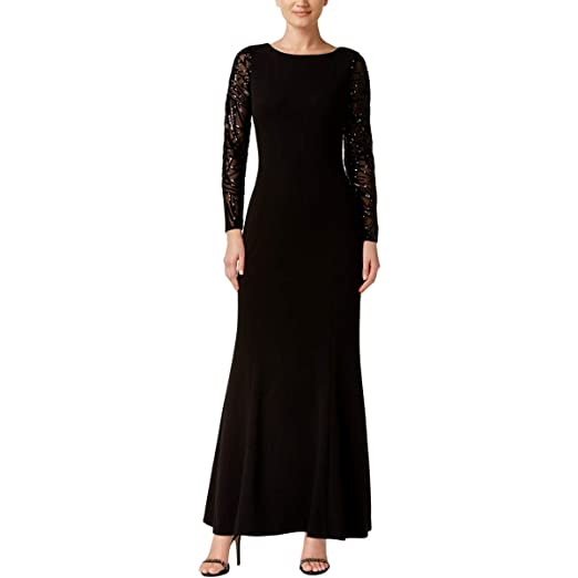 Calvin Klein Womens Party Special Occasion Evening Dress At Amazon