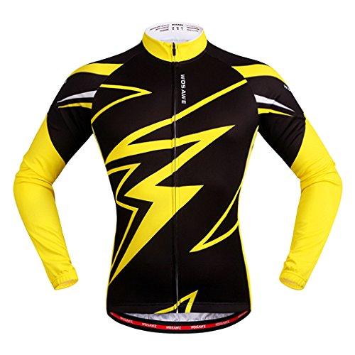 宝エコー宝石SONONIA サイクリングジャージー  ユニセックス  バイクジャージー  トップ  防風  ストリップ  全5サイズ