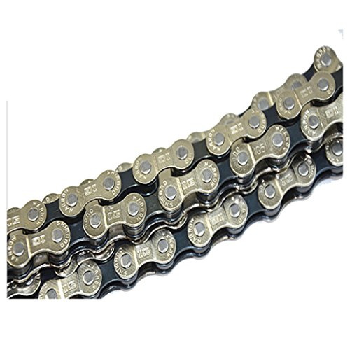 Bike Chain, Inkach Bicycle Chain 6 7 8 Speed 116 Links for MTB Mountain Road Bike Steel Chain