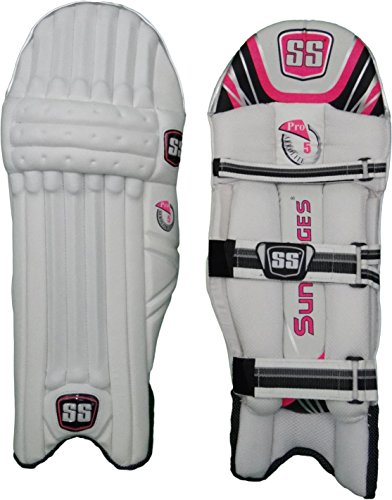 SS Men's Aero Lite Batting Pads, Left - Ss Aero
