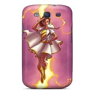 Galaxy S3 OrdZr12471cEztP Mary Marvel I4 Tpu Silicone Gel Case Cover. Fits Galaxy S3