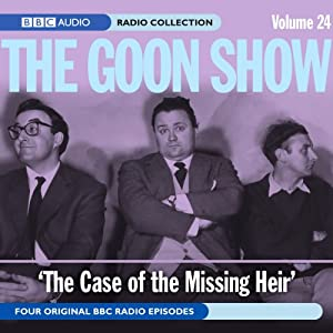 The Goon Show Volume 24 Radio/TV Program