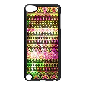 C-EUR Customized Print Aztec Tribal Pattern Hard Case for iPod Touch 5