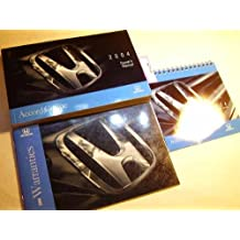 2004 Honda Accord Coupe Owners Manual
