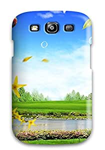 Faddish Phone House Case For Galaxy S3 / Perfect Case Cover