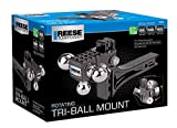 Reese Towpower 7068900 Rotating Tri-Ball/Step Mount