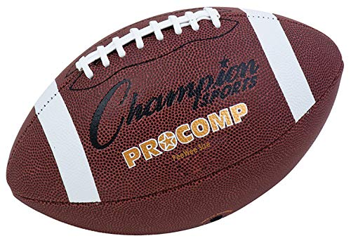 Champion Sports Pee Wee Size Pro Comp Football