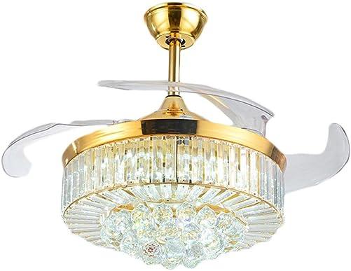 42inch Crystal Chandelier Ceiling Light LED