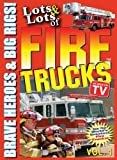 Lots & Lots of Fire Trucks For Kids DVD Vol 1