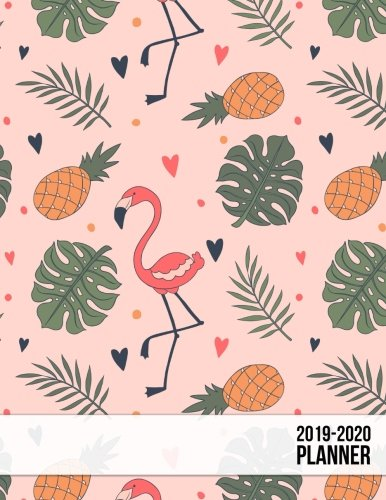 2019-2020 Planner: 2019 - 2020 Two Year Calendar Planner | Daily Weekly And Monthly For Academic Agenda Schedule Organizer Logbook and   Journal ... 2020 Daily Weekly Monthly Planner) (Volume 2)