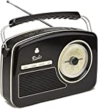 GPO Rydell Portable DAB Radio - Black
